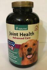 NaturVet Joint Health Advanced Care 90 Soft Chews Level 3 Exp 03/21+
