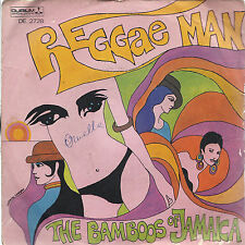 REGGAE MAN - CANDY # THE BAMBOOS OF JAMAICA