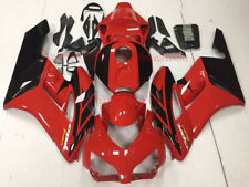 Fairing Set For HONDA CBR1000RR 2004-2005 CBR 1000RR 04-05 Kit #06 Black Red/BK
