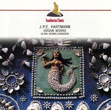 J.P.E. HARTMANN : ORGAN WORKS / CD - TOP-ZUSTAND