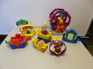 Fisher Price Little People Fairground & Circus Pieces