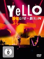 YELLO - LIVE IN BERLIN   DVD NEW+