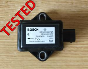 0265005297 Toyota Avensis Verso Corolla Sensor de Velocidad GERMANY 8918302020