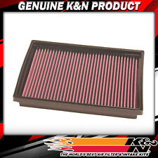 K&N Filters Fits 2002-2005 Kia Sedona Hi-Flow Air Intake Filter