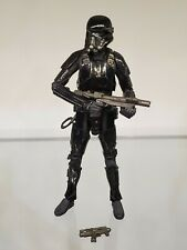 Hasbro Star Wars The Black Series 6in death trooper rogue one #25 complete loose
