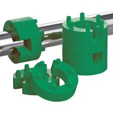 25mm Green Universal Federwegbegrenzer Stick Clip Federwegsbegrenzer VA oder HA
