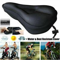 Mountain Bike Comfy Gel Pad Soft Comfort Cushion Saddle Bicycle Seat Covers
