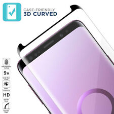 6D Full Cover Tempered Glass Screen Protector for Samsung Galaxy Note9 S8 S9Plus