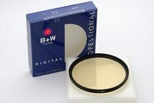 B&W 77mm, 81-A Filter Digital F-Pro # 30224 # 2