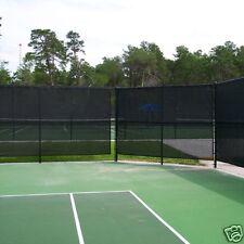 Standard Tennis Court Netting Surround Privacy Windbreak Screen 50m & 100m Rolls