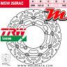 Disque de frein Avant TRW MSW 260 RAC Suzuki SFV 650 Gladius ABS (WVCX) 2009