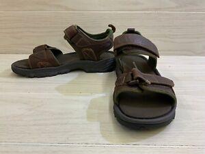 Rockport Rocklake V76682 Sandal, Men's Size 9W, Brown