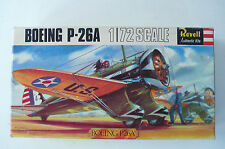 REVELL   BOEING P-26A  1/72è   VINTAGE 1966  BON ÉTAT   COMPLETE