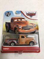 Disney Pixar Cars Metal Series Smokey Truck 1/64 Scale
