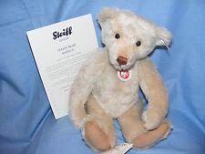 Steiff Teddy Bear Rasmus Limited Edition EAN 021428 With Squeaker 2015 NEW Gift