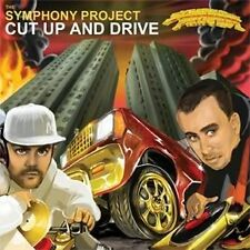 the symphony project - Cut up and Drive CD MIXTAPE - New (Distro Obese Records)