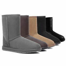 UGG Australia Solid Suede Shoes for Women