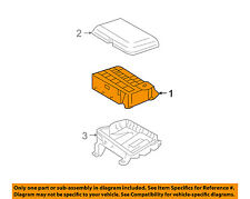 TOYOTA OEM-Fuse Box-Fuse & Relay Box 827410C060