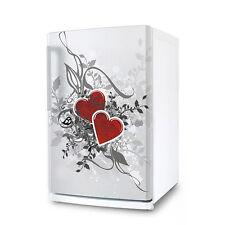 Retro Love Sticker Geschirrspüler Kühlschrank Aufkleber Dekorfolie Spülmaschine