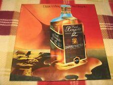 FRED BONGUSTO - DOPPIO WHISKY LP