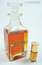 3ml Indian Rose - Traditional/Oriental Floral Perfume Oil/Attar