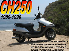 CH250 1989-90 seat cover for Honda CH 250 ELITE SPACY FREEWAY 125