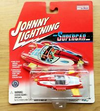 Supercar Johhny Lightning