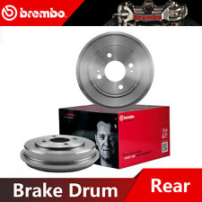 Brembo Rear Brake Drums For 2000-2007 Ford Focus High Performance NEW