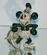 Swarovski Disney Arribas Figur Mickey Maus Steamboat Willie Mickey Mouse