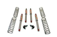 Suzuki Jimny +2'' 50mm Basic Lift KIT SUSPENSION XSHOCKDAKAR 2 years quarantiee