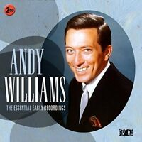 Andy Williams - The Essential Early Recordings (2015)  2CD  NEW  SPEEDYPOST