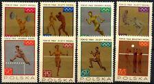Poland 1965 SG#1599-1606 Olympic Games MNH Set #D64629