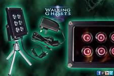 6 W Luz LED Lámpara de visión nocturna IR Infrarrojo & fuente de alimentación fantasma Paranormal