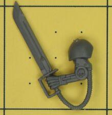 Warhammer 40K Astra Militarum Cadian Command Squad Power Sword
