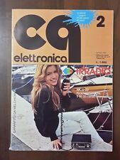 R26> CQ Elettronica Edizioni CD Bologna n.2 febbraio 1978