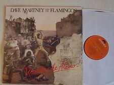 DAVE McARTNEY AND THE FLAMINGOS - Remember the Alamo 5 Track EP Polygram 1981