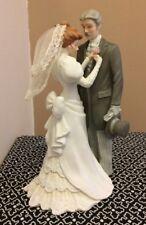 San Francisco Musical Wedding Day Bride & Father Daddys Little Girl Figure Nib
