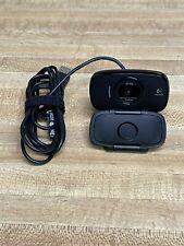 Logitech V-U0023 Webcam USB Autofocus HD 720p C525 Zoom Meeting SChool
