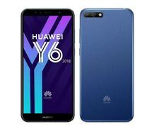 HUAWEI Y6 (2018) Blue Handy Dummy Attrappe
