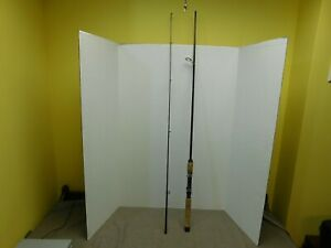 Vintage Shakespeare Bass Tour Series IM8 Spin Fishing Rod 7' Med. Action
