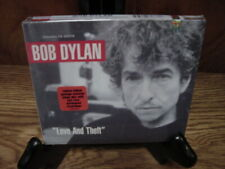 BOB DYLAN LOVE & THEFT [Digipak] ORIGINAL 2001 RARE COLLECTORS LIMITED EDITION