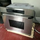 """DACOR 30"""" Single Wall Convection Oven Stainless Steel in Excellent Condition photo"""