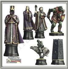 Chess Set Moulds Mould Prince August Servants of the Shadow PA722