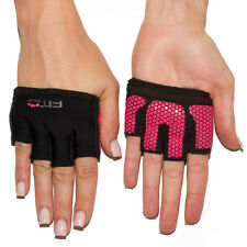 Fit Four The Gripper Fitness Weight Lifting Gloves - Hot Pink