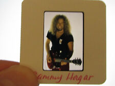Original Press Promo Slide Negative - Van Halen - Sammy Hagar - 1990's
