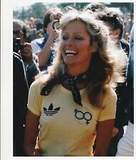 FARRAH FAWCETT RARE 8X10 CHARLIES ANGELS PHOTO mm002