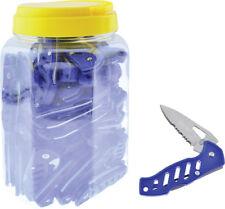 Frost Cutlery FJAR72BL Blue Lockback Jar of 75