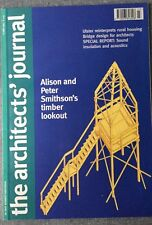 Architects Journal 8 Jun 94 Edinburgh, Smithsons Timber Lookout, Clachan Houses,