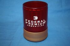 Federal Premium Ammunition Can Cooler / Koozie Rubber Shotgun Shell ~OBO~ FS