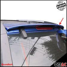 Kia Sportage II 2006-2009 Heckspoiler Dachspoiler Flügel Hinten Grundiert
